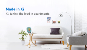 Made in Xi. Xi, taking the lead in apartments